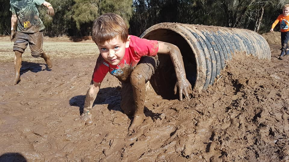 Get your Wellies ready.....Its Mud Time!